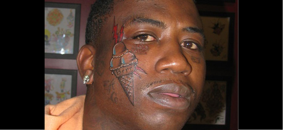 The Most Regrettable Rapper Tattoos Of All Time  The Most Regret...