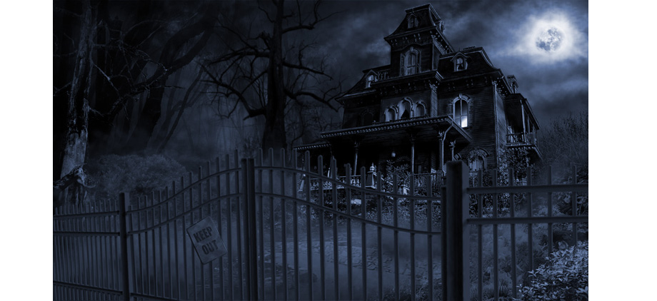 10 Scariest Haunted Houses In America
