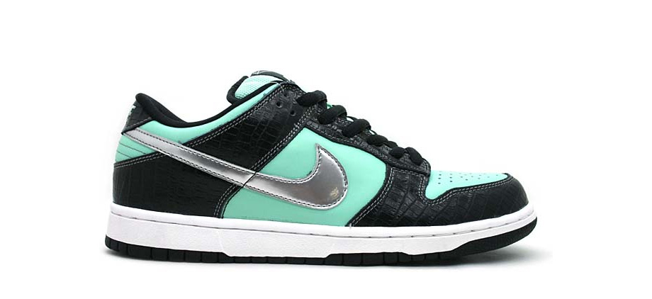 dc209d4deff7 An Oral History of the Diamond Supply Co. x Nike SB Tiffany Dunk ...