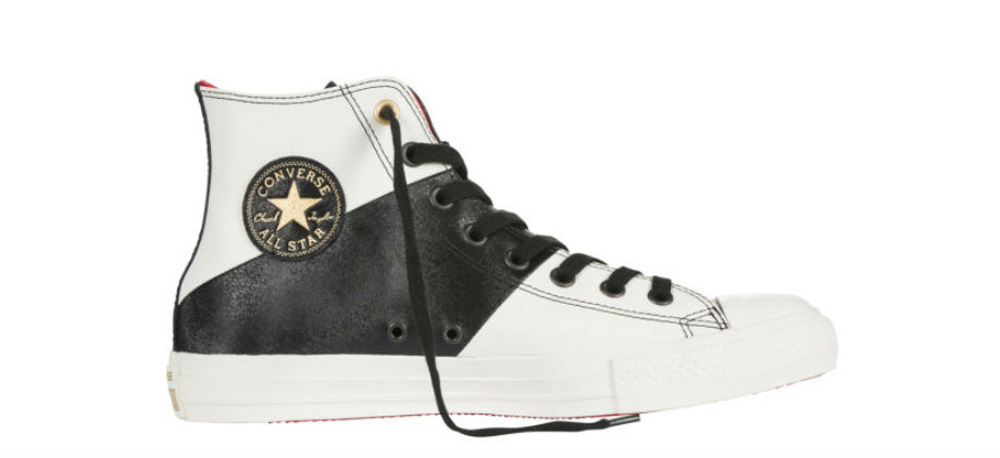 Black Converse White Label