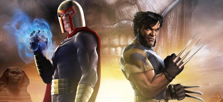 X Men Flash Games 3