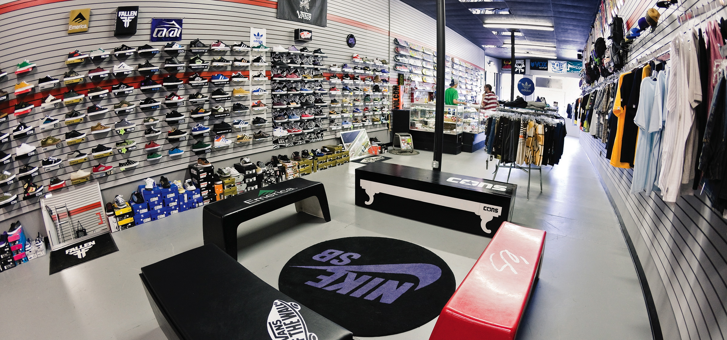 10 of The Best Streetwear Boutiques In Atlanta | Green Label