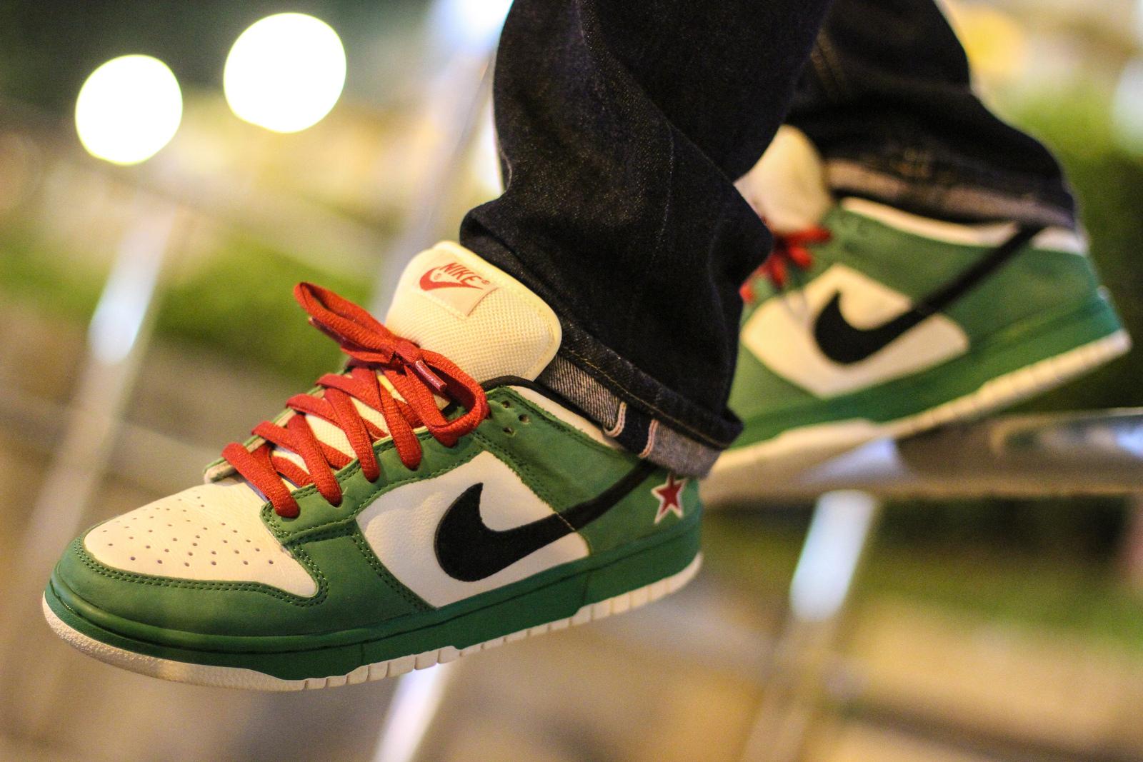 low priced 58fb0 1724f Top 10 Nike SB Kicks That Deserve a Retro Release   Green Label