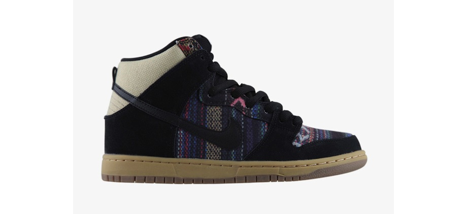 "wholesale dealer 8de9e 1db9b Nike Dunk Hi Premium SB ""Hacky Sack"" | Green Label"