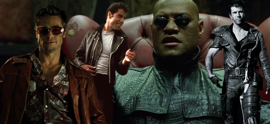 The Most Iconic Movie Leather Jackets Ever Green Label