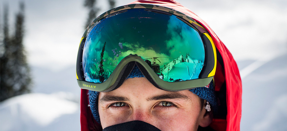 flight deck ski goggles  Interview: Oakley\u0027s Robert Throop Discusses PRIZM Color Technology ...