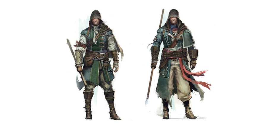 The Art of 'Assassin's Creed Unity' Book | Green Label
