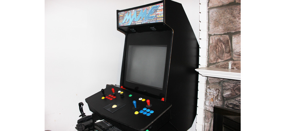 Turn Your Living Room Into an Arcade With a