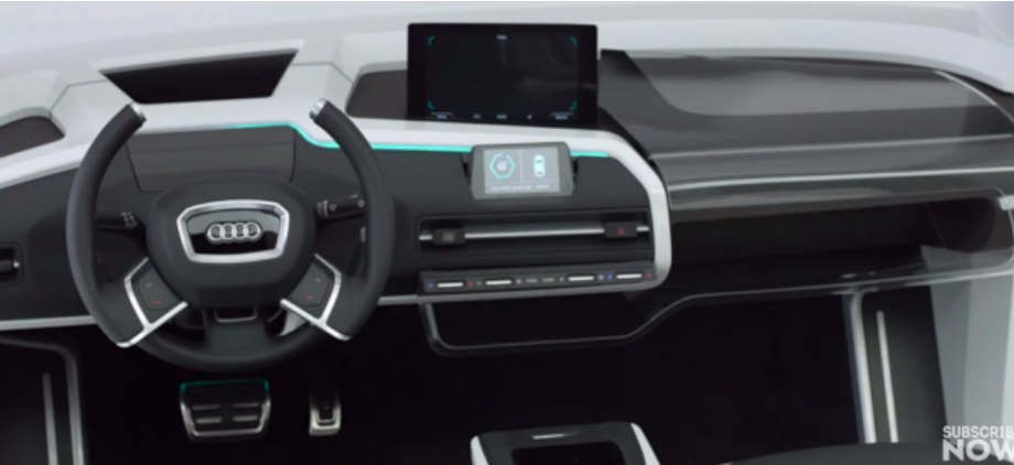 audi james 2025 self driving car is inspired by jet fighters green label. Black Bedroom Furniture Sets. Home Design Ideas