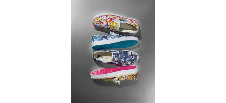 Check Out the Eclectic Vault by Vans X Takashi Murakami