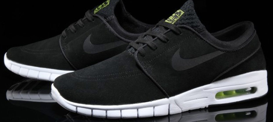 """later factory outlets buy good Nike SB Stefan Janoski Max """"Cyber"""" 