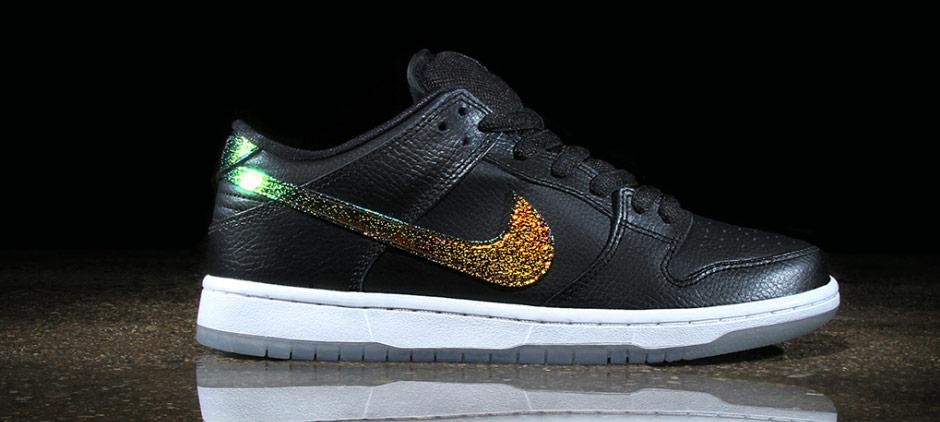 """Nike SB Dunk Low Pro """"Sparkle""""  84d325cab1"""