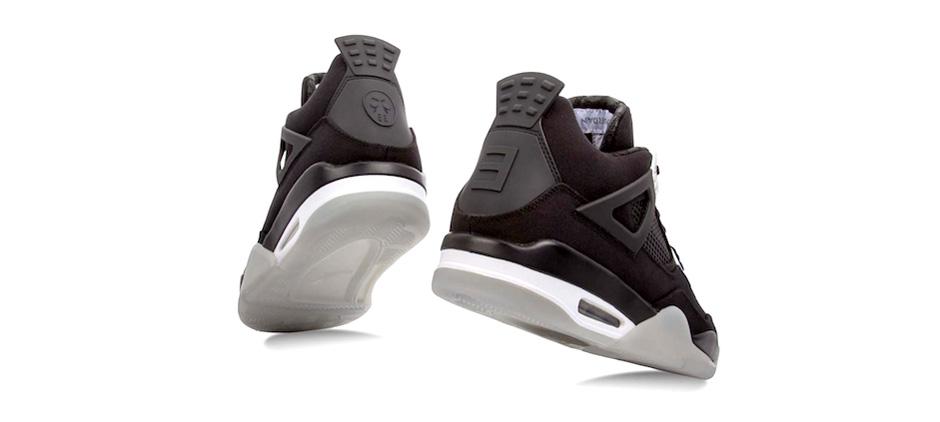 factory price 63e21 0dd99 Eminem Postpones Auction for Air Jordan IV x Carhartt ...
