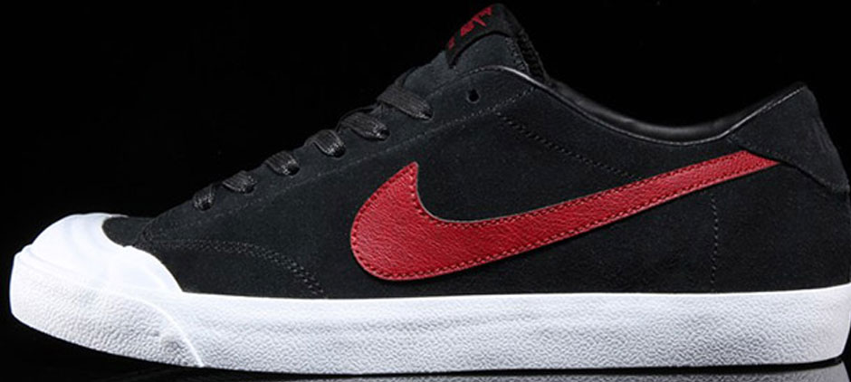 "best wholesaler fashion wide varieties Nike SB Zoom All Court CK ""Black/Red"" 