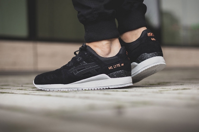 ASICS GEL Lyte III Rose Gold Collection Green Label  Green Label