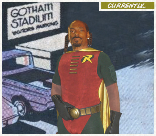 Rap Sidekicks and Their Superhero Equivalents | Green Label