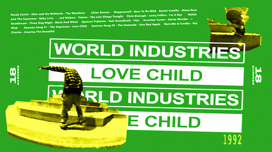 best skate soundtracks-world=industries-love-child