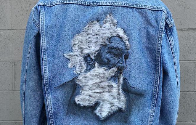 Repurposed Carlton Yaito Makes Wearable Art From