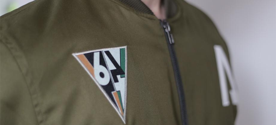 Titanfall 2 Pilot Bomber Jacket