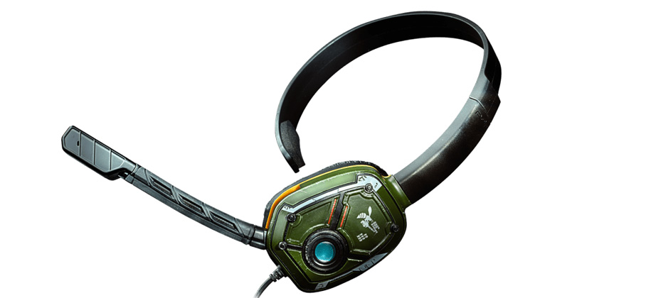 Titanfall 2 Wired Chat Headset