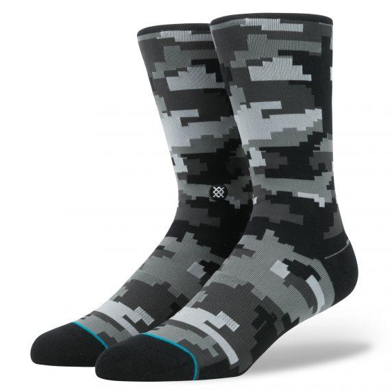 stance socks camo
